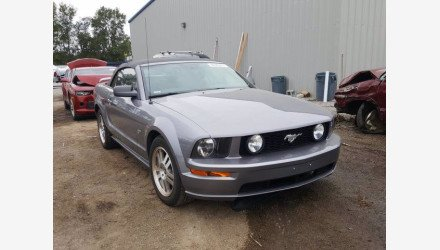 2006 Ford Mustang GT Convertible for sale 101413677