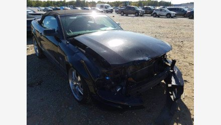 2006 Ford Mustang GT Convertible for sale 101413679