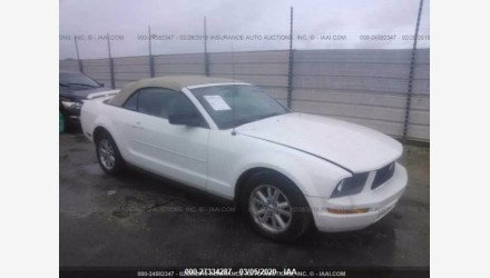 2006 Ford Mustang Convertible for sale 101414233