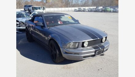 2006 Ford Mustang Convertible for sale 101414538