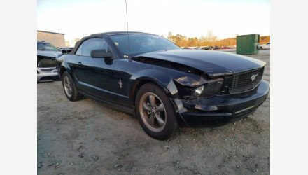 2006 Ford Mustang Convertible for sale 101436748