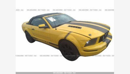2006 Ford Mustang Convertible for sale 101437186