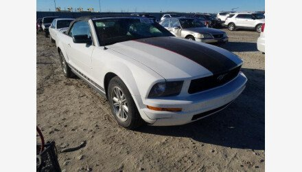 2006 Ford Mustang Convertible for sale 101441278