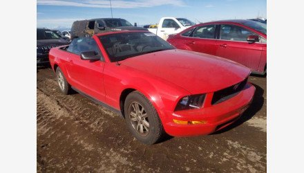 2006 Ford Mustang Convertible for sale 101441956