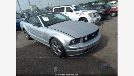 2006 Ford Mustang Convertible for sale 101442962