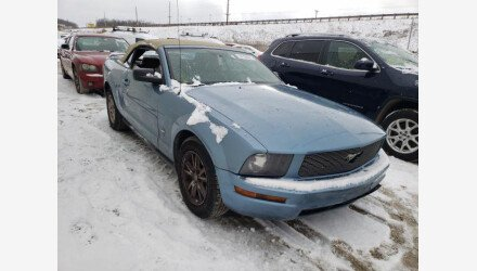 2006 Ford Mustang Convertible for sale 101443313