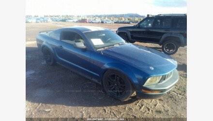2006 Ford Mustang Coupe for sale 101447390