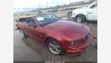 2006 Ford Mustang GT Convertible for sale 101455946