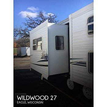 2006 Forest River Wildwood for sale 300186439