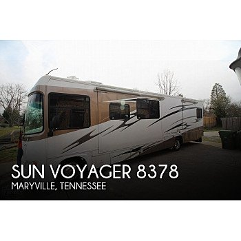 2006 Gulf Stream Sun Voyager for sale 300221074