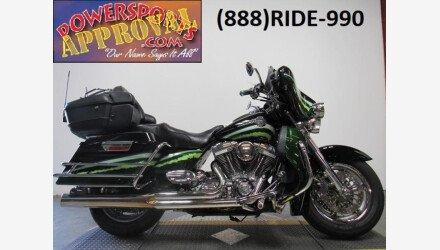 2006 Harley-Davidson CVO Screamin Eagle Ultra Classic for sale 200621181
