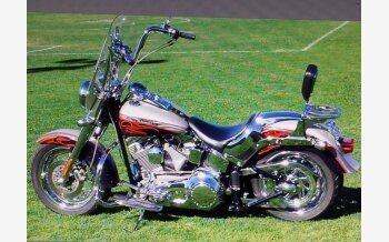 2006 Harley-Davidson CVO Screamin Eagle Fat Boy for sale 200860234