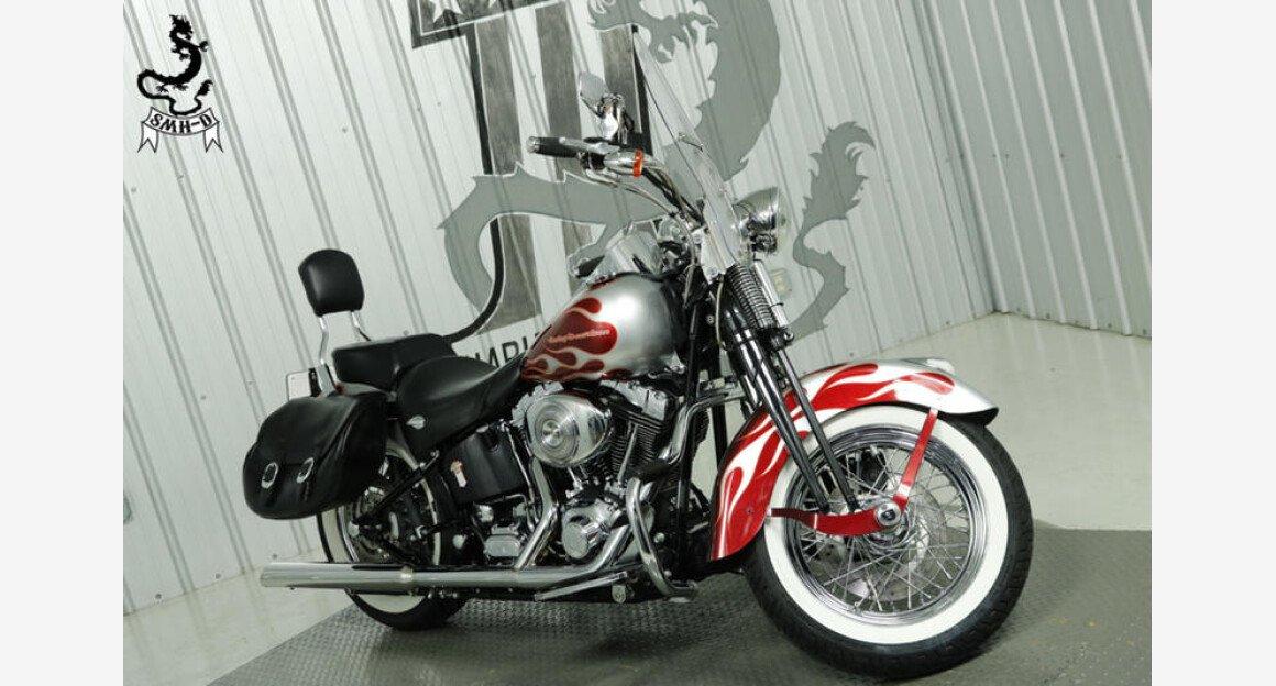 2006 Harley-Davidson Softail for sale 200663339