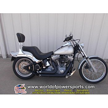 2006 Harley-Davidson Softail for sale 200636752
