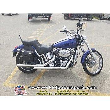 2006 Harley-Davidson Softail for sale 200672600