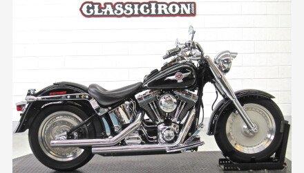 2006 Harley-Davidson Softail Fat Boy for sale 200711520