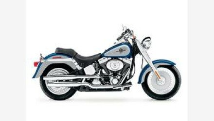 2006 Harley-Davidson Softail Fat Boy for sale 200717278