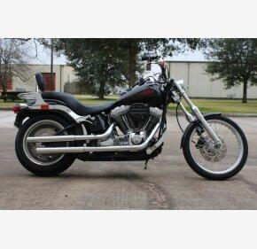2006 Harley-Davidson Softail for sale 200725160