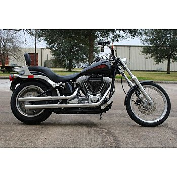 2006 Harley-Davidson Softail for sale 200725160