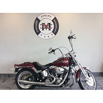 2006 Harley-Davidson Softail for sale 200770450