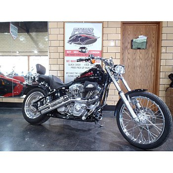2006 Harley-Davidson Softail for sale 200912572