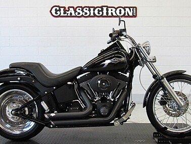 2006 Harley-Davidson Softail for sale 200916434