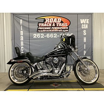 2006 Harley-Davidson Softail for sale 200962515