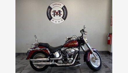 2006 Harley-Davidson Softail Fat Boy for sale 201060496