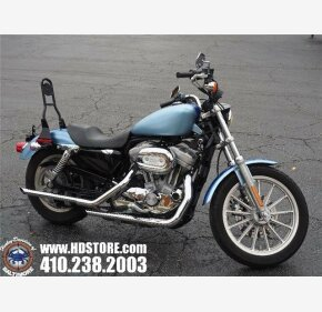 2006 Harley-Davidson Sportster for sale 200693632