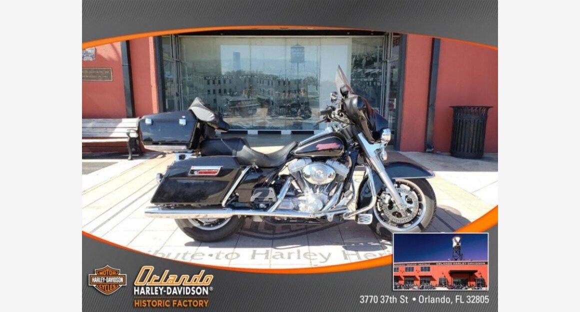 2006 Harley-Davidson Touring for sale 200648015