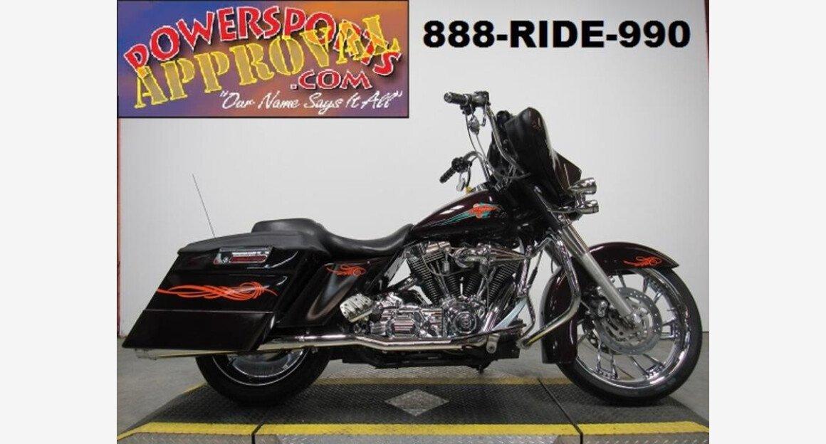2006 Harley-Davidson Touring Street Glide for sale 200648158