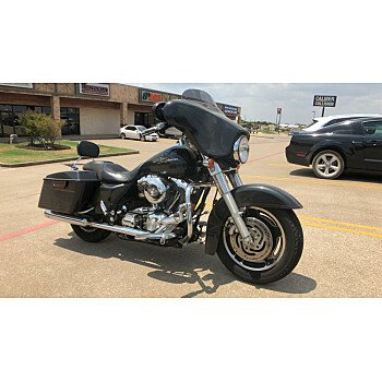 2006 Harley-Davidson Touring Street Glide for sale 200678112