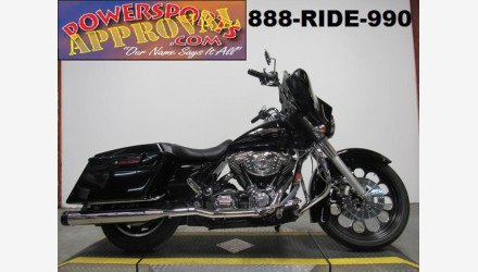 2006 Harley-Davidson Touring Street Glide for sale 200693694