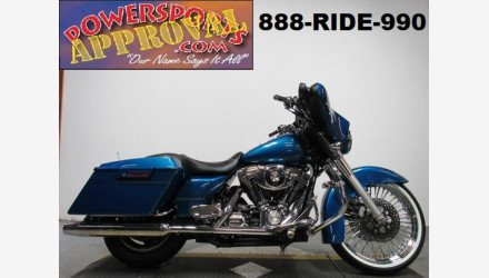 2006 Harley-Davidson Touring Street Glide for sale 200710065