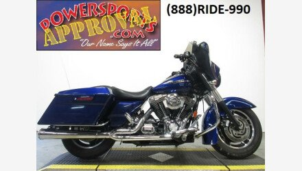 2006 Harley-Davidson Touring Street Glide for sale 200814949