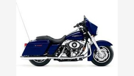 2006 Harley-Davidson Touring Street Glide for sale 200836164