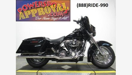 2006 Harley-Davidson Touring Street Glide for sale 200839287