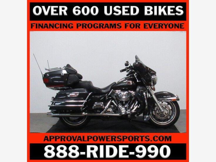 2006 Harley-Davidson Touring for sale 201050352