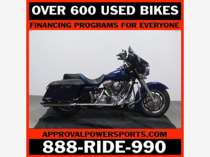 2006 Harley-Davidson Touring Street Glide for sale 201050456