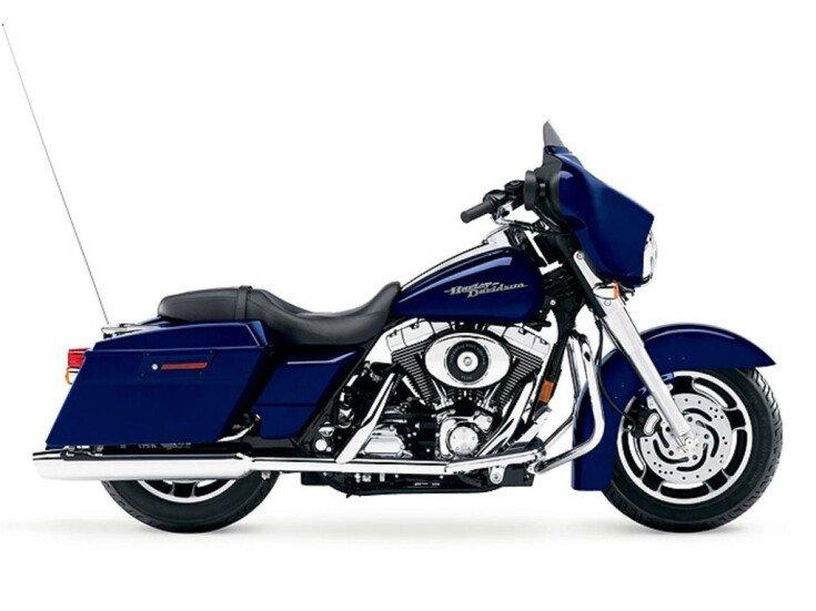 2006 Harley-Davidson Touring Street Glide for sale 201158881