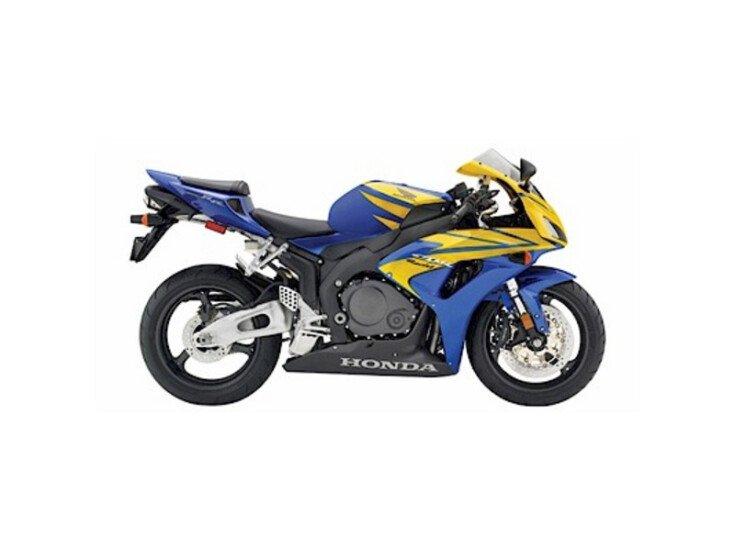2006 Honda CBR1000RR 1000RR specifications