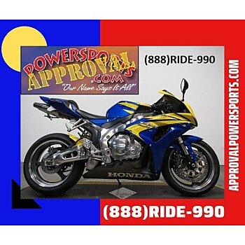 2006 Honda CBR1000RR for sale 200875009