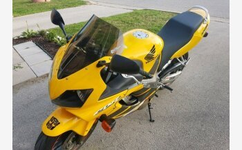 2006 Honda CBR600F for sale 200505004