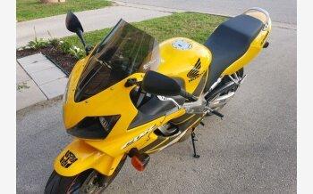 2006 Honda CBR600F for sale 200505004