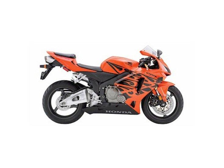 2006 Honda CBR600RR 600RR specifications
