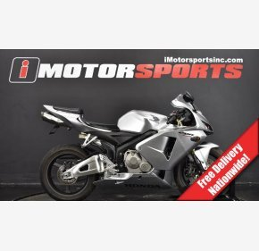 2006 Honda CBR600RR for sale 200711114