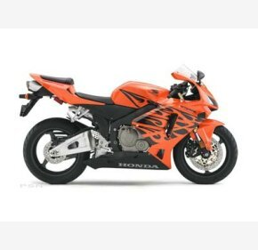 2006 Honda CBR600RR for sale 200778528