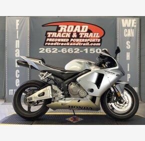2006 Honda CBR600RR for sale 200794293