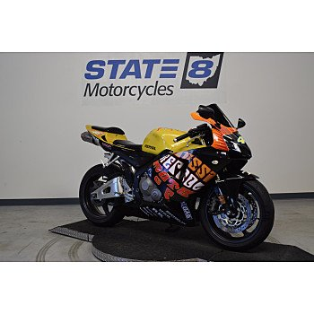 2006 Honda CBR600RR for sale 200805732