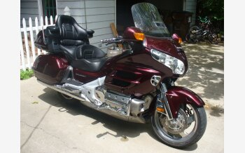2006 Honda Gold Wing for sale 200704001